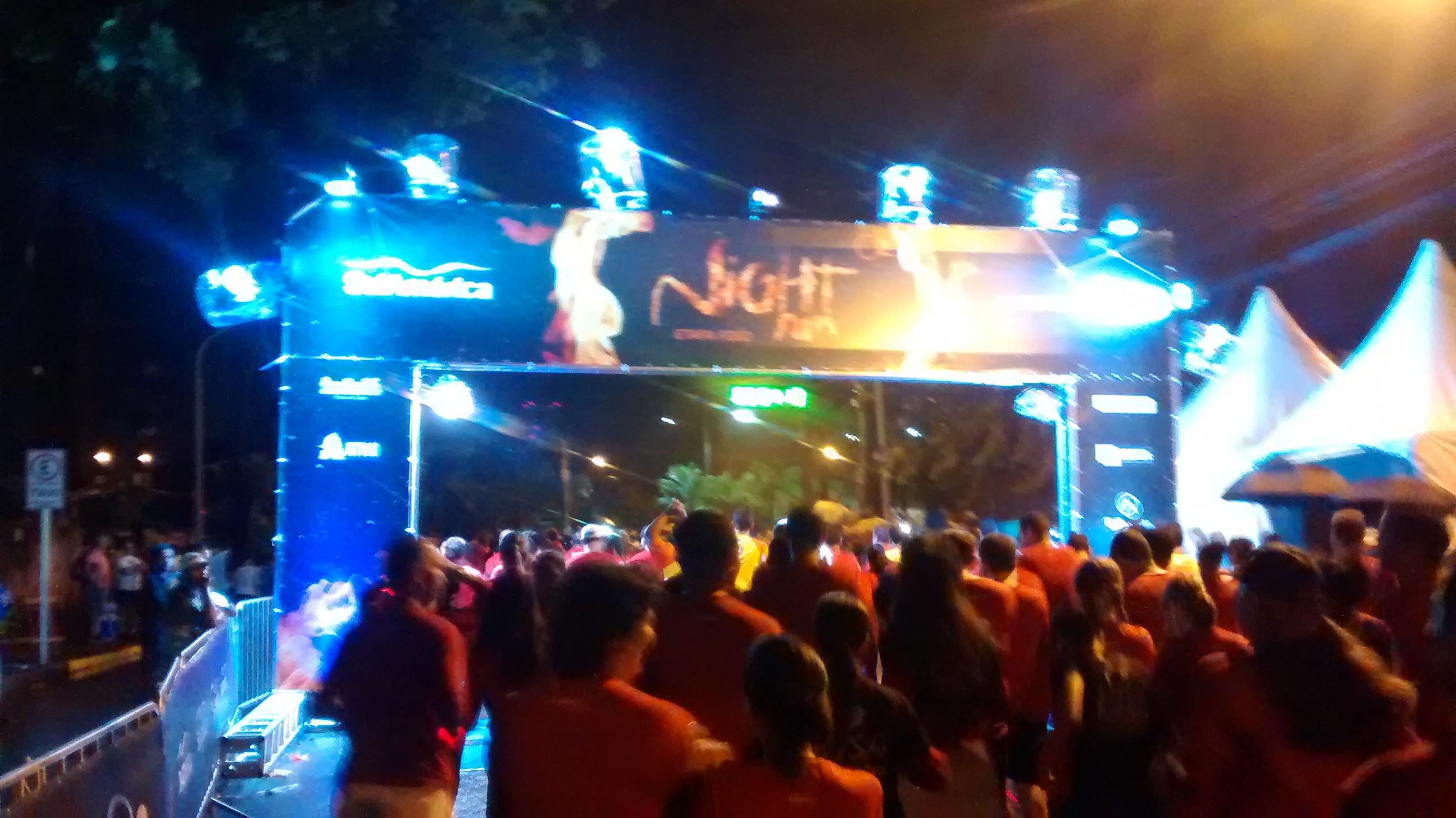 Circuito Night Run : Como foi a night run recife u etapa fogo pernambuco running