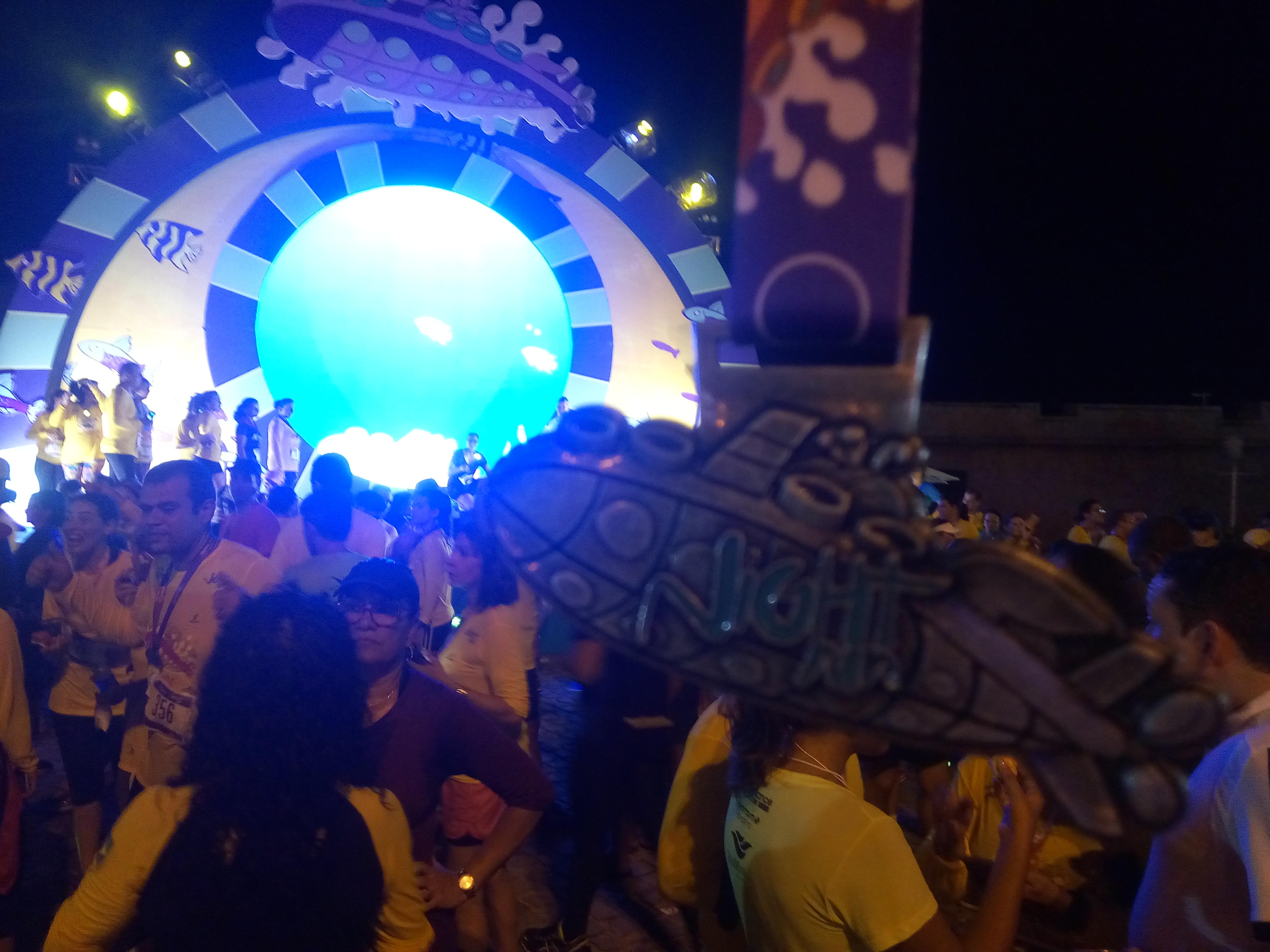Circuito Night Run : Sulamérica apresenta up night run em porto alegre revista cobertura