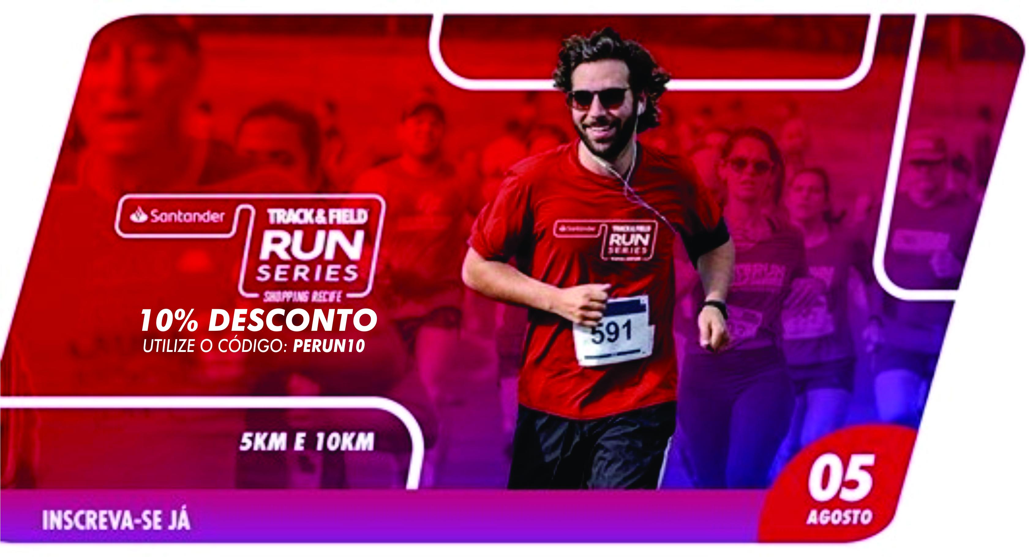 83b467680b45 SANTANDER TRACK&FIELD RUN SERIES SHOPPING RECIFE   :: Pernambuco Running ::